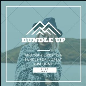 Bundle Your like or loves for a discount